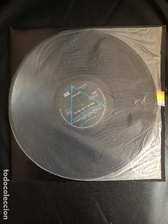 Discos de vinilo: Pink Floyd – The Dark Side Of The Moon Sello: Harvest – Spain 1973 - Gatefold - Foto 4 - 131341238