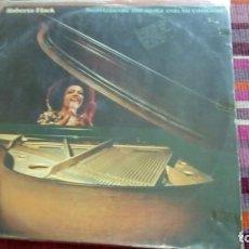 Discos de vinilo: SUAVEMENTE ME MATA CON SU CANCIÓN ROBERTA FLACK - LP ATLANTIC 1973. Lote 131341326