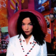 Discos de vinilo: BJORK * LP HEAVY WEIGHT 180G VINYL PRESSING * POST * PRECINTADO!!. Lote 180438143