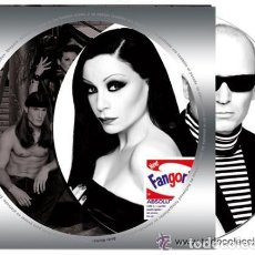 Discos de vinilo: FANGORIA * LP PICTURE DISC 180G * ABSOLUTAMENTE * FOTODISCO * PRECINTADO!! * ULTRARARE!!. Lote 131349538