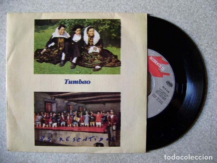 OS RESENTIDOS.TUMBAO + 1...PROMO...PEDIDO MINIMO 5€ (Música - Discos - Singles Vinilo - Grupos Españoles de los 70 y 80)
