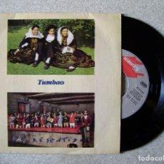 Disques de vinyle: OS RESENTIDOS.TUMBAO + 1...PROMO...PEDIDO MINIMO 5€. Lote 131371486