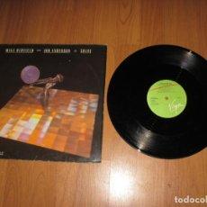 Discos de vinilo: MIKE OLDFIELD AND JON ANDERSON - SHINE - MAXI - SPAIN - VIRGIN - IBL - . Lote 131375562