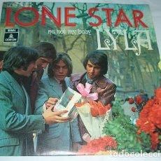 Discos de vinilo: LONE STAR - LYLA - SINGLE. Lote 131381866