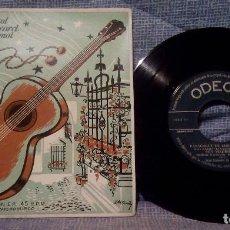 Discos de vinilo: GRAN ORQUESTA DE F. DELTA Y ORQUESTA ESPAÑOLA DE BAILE EP SELLO ODEON AÑO 1958 COMO NUEVO. Lote 131384158