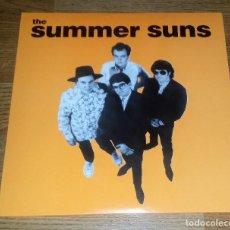 Discos de vinilo: THE SUMMER SUNS LP 10 PULGADAS VINYL GET HIP ,?USA 1997-GARAGE ROCK *RARE* (COMPRA MINIMA 15 EUR). Lote 131386086