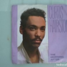Discos de vinilo: CURTIS HAIRSTON THE MORNING AFTER. Lote 131388254