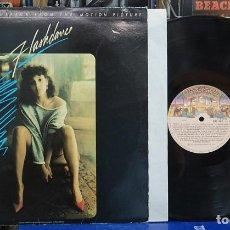 Discos de vinilo: FLASHDANCE, BSO. CASABLANCA 1983, REF. 811 492-1. LP. Lote 131417730