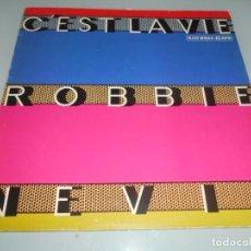 Discos de vinilo: ROBBIE NEVIL - MAXI SINGLE 1987. Lote 131430706