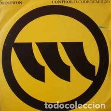 Discos de vinilo: WESTWON - CONTROL D-CODE REMIXES - 12 SINGLE - AÑO 1992. Lote 254311855