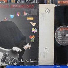 Discos de vinilo: PAUL MCCARTNEY. ALL THE BEST. EMI 1987, REF. 174 74 8507 1. LP DOBLE. Lote 131449674