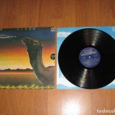 Discos de vinilo: CAMEL - BREATHLESS - SPAIN - DECCA - INCLUYE ENCARTE - T -. Lote 194516657
