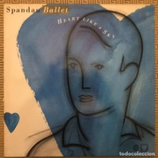 Discos de vinilo: SPANDAU BALLET ?– HEART LIKE A SKY SELLO: CBS ?– CBS 463318 1 FORMATO: VINYL, LP, ALBUM PAÍS: SPAIN. Lote 131450562