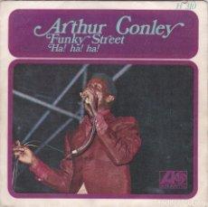 Discos de vinilo: ARTHUR CONLEY,FUNKY STREET DEL 68. Lote 131483078