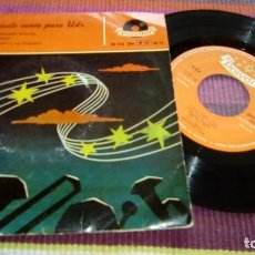 Discos de vinilo: JIMMY MAKULIS CANTA PARA UDS TSCHIKA-TSCHIKA BUM / PEQUEÑA SEÑORITA / BUONA SERA / MIA MADDALEN EP. Lote 131484522