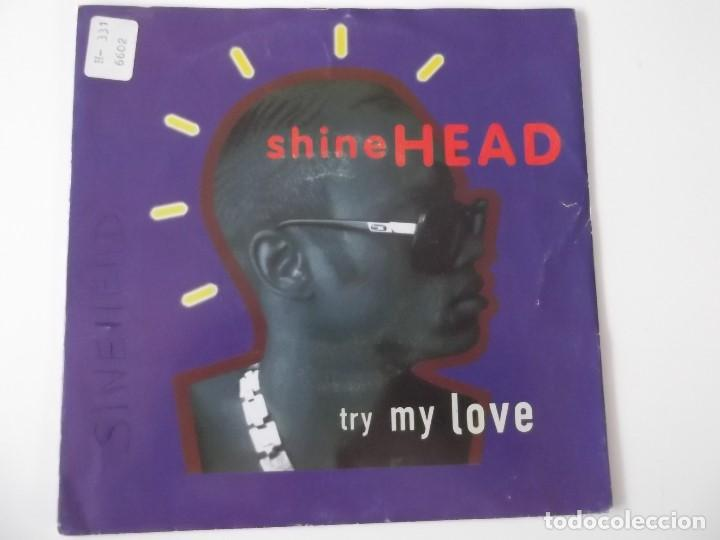 SHINEHEAD - TRY MY LOVE (Música - Discos - Singles Vinilo - Rap / Hip Hop)