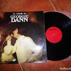 Discos de vinilo: EL SHOW DE GEORGIE DANN ME VOY AL SENEGAL LP VINILO DEL AÑO 1972 DISCOPHON ESPAÑA CONTIENE 12 TEMAS. Lote 131492278