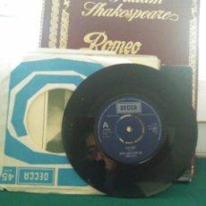Discos de vinilo: DAVIE JONES ( DAVID BOWIE) AND THE KING BEES. DECCA . REEDICIÓN DE 1978. Lote 161676898