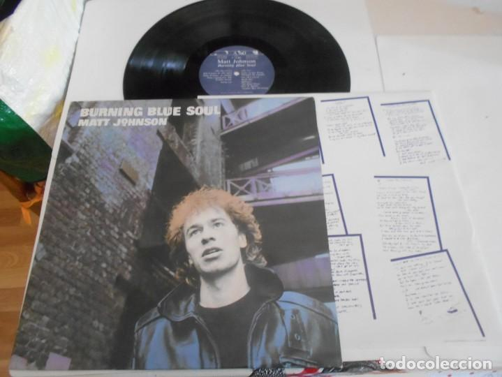 blue soul LP