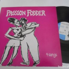 Discos de vinilo: PASSION FODDER-MAXI THEO HAKOLA AND DENIS GOULAG. Lote 131519734
