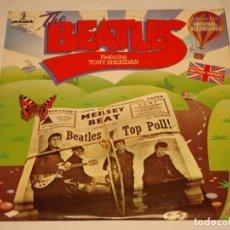 Discos de vinilo: THE BEATLES FEATURING TONY SHERIDAN (1962) ENGLAND-1978 LP33 MR. PICKWICK RECORDS. Lote 10822844