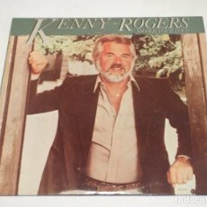 Discos de vinilo: KENNY ROGERS ( SHARE YOUR LOVE ) USA - 1981 LP33 LIBERTY RECORDS. Lote 131566042