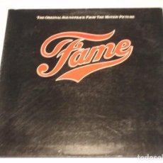 Discos de vinilo: FAME ( IRENE CARA - PAUL MCCRANE - LINDA CLIFFORD - CONTEMPORARY GOSPEL CHORUS ) USA-1980 LP33. Lote 131577482
