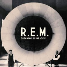 Discos de vinilo: R.E.M. * 2LP HQ 180G * LTD * DREAMING IN PARADISE * GATEFOLD * LIVE BOSTON JULIO 1983 PRECINTADO. Lote 146812476