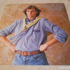 Discos de vinilo: MIGUEL BOSE, SG, CREO EN TI + 1, AÑO 1979. Lote 131588706