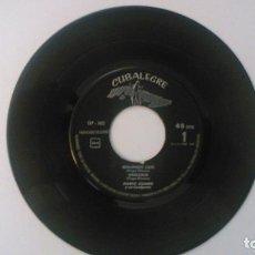 Discos de vinilo: MARIO SUAREZ MOLIENDO CAFE/ORQUIDEA/NOCHE DE AMOR/MUCHACHITA. Lote 131598378