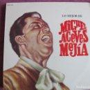 Discos de vinilo: LP - MIGUEL ACEVES MEJIA - LO MEJOR DE (DOBLE DISCO, MEXICO, RCA 1987). Lote 131614386
