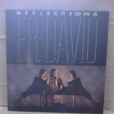 Discos de vinilo: FR DAVID REFLECTIONS. Lote 131621886