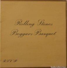 Discos de vinilo: THE ROLLING STONES...BEGGARS BANQUET.(DECCA ? ?1977) SPAIN.. Lote 131631066