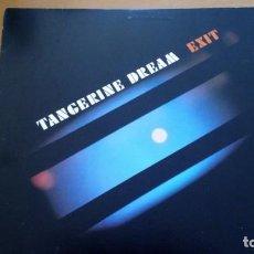 Discos de vinilo: TANGERINE DREAM EXIT LP SPAIN 1981. Lote 131642486