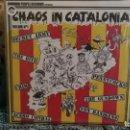 Discos de vinilo: CAOS IN CATALUNYA: GRUPOS OI! LP12. Lote 131663138