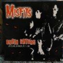 Discos de vinilo: MISFITS: BRIAN EATERS LP 12. Lote 131663354