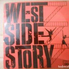 Discos de vinilo: WEST SIDE HISTORY. Lote 131665126