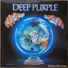 Discos de vinilo: DEEP PURPLE – SLAVES AND MASTERS -VINYL, LP, ALBUM - SPAIN 1990. Lote 131692190