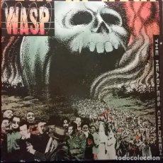 Discos de vinilo: W.A.S.P. – THE HEADLESS CHILDREN - VINYL, LP, ALBUM 1989 SPAIN. Lote 131694226