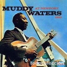 Discos de vinilo: MUDDY WATERS AT NEWPORT. Lote 131708126