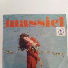 Discos de vinilo: MASSIEL ROSAS EN EL MAR + 3 ( 1968 NOVOLA ESPAÑA ) LUIS EDUARDO AUTE. Lote 131730578
