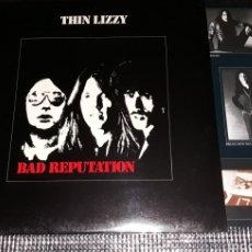 Discos de vinilo: THIN LIZZY - BAD REPUTATION. Lote 131734137