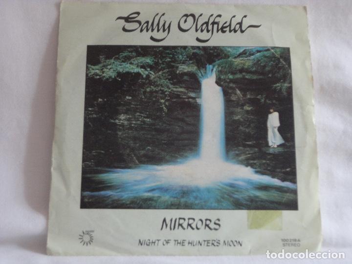 SALLY OLDFIELD - MIRRORS (Música - Discos - Singles Vinilo - Country y Folk)