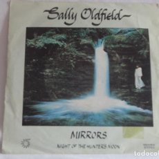 Disques de vinyle: SALLY OLDFIELD - MIRRORS . Lote 131742886