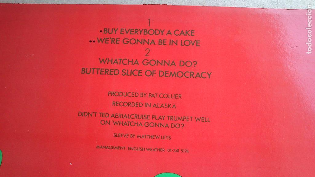 Discos de vinilo: SHERIFF JACK - LET`S BE NONCHALANT - EP - ENGLAND - 1986 - Foto 10 - 131745806