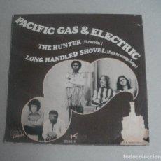Discos de vinilo: PACIFIC GAS & ELECTRIC --- THE HUNTER AÑO 1971 ORIGINAL. Lote 131750114