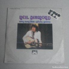 Discos de vinilo: NEIL DIAMOND LOTE 3 VINILOS ( VER FOTOS ). Lote 131754490