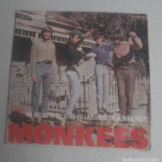 Discos de vinilo: THE MONKEES LOTE 2 VINILOS AÑO 1966 ORIGINALES ( VER FOTOS ). Lote 131754718