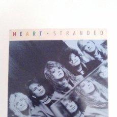 Discos de vinilo: HEART STRANDED / UNDER THE SKY ( 1990 CAPITOL UK ). Lote 131757894