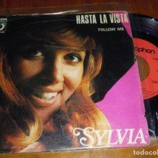 Discos de vinilo: SYLVIA . SINGLE - PEDIDO MINIMO 6 EUROS. Lote 131775882